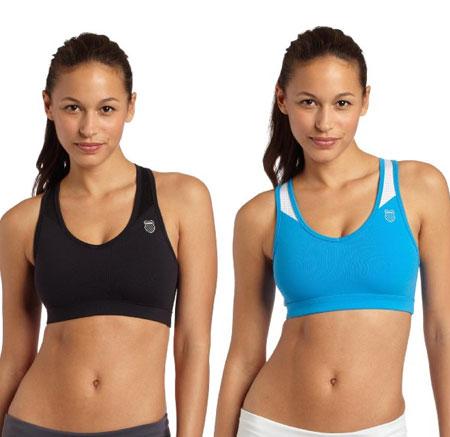 Best Sports Bras for Running : Jillian Michaels K-Swiss Sports Bra ...