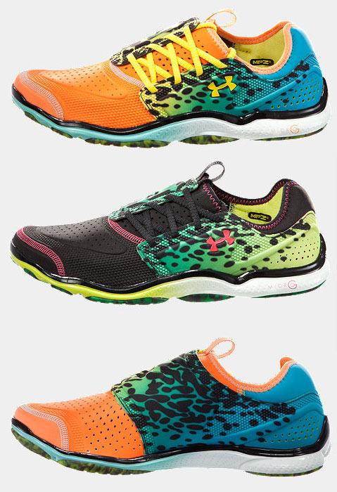 Under Armour Toxic Six Running Shoes   UA Running ShoesUnder Armour Running Shoes 2013